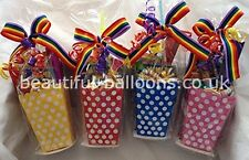 30 Clear Cellophane Bags, with Twist Ties, easter or mothers day baking, ideal