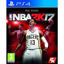 NBA 2K17 (PS4)  BRAND NEW AND SEALED - IN STOCK - QUICK DISPATCH