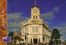 Postcard: The Old Post Office in Ponsonby,  Auckland, Neuseeland