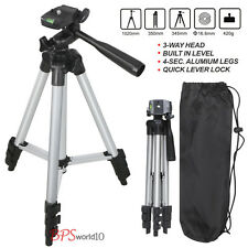 Camera Camcorder Tripod stand fit for Canon Nikon Sony Fuji Olympus Panasonic UK