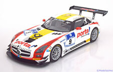 1:18 Minichamps Mercedes SLS AMG GT3 Winner 24h Nürburgring 2013 ltd.
