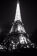 Photo, Wallpaper Digital Picture free ship world wide, Eiffel Tower Black White
