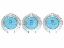 3 x ME ME ME BEAUTIFULLY YOU EYESHADOW BIKINI 29 BLUE MOIST EXCEL 8 HRS WEAR