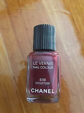 Chanel Nail Polish Exception