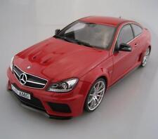 Mercedes-Benz C63 AMG Black Series * Limitiert 1.500 Stück * GT Spirit * 1:18