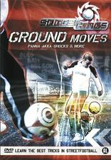 Soccer Kings - Ground Moves (DVD, 2007)-REGION 4-Brand new-Free postage
