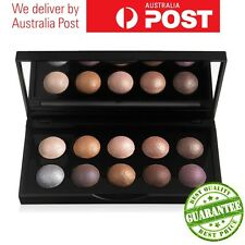 E.L.F. ELF BAKED EYESHADOW PALETTE 10 COLORS CALIFORNIA - FREE POSTAGE