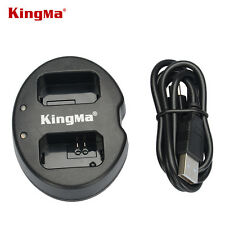 LP-E10 Battery Dual Port Charger For Canon EOS 1100D 1200D KISS X50 Camera CE