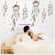 DREAMCATCHER DIY Removable Art Vinyl Quote Wall Stickers Decal Mural Home Decor