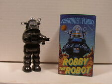 Masudaya Forbidden Planet Wind Up Robby The Robot in Original Box