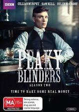 Peaky Blinders : Season 2 (DVD, 2015, 2-Disc Set)