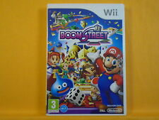 wii BOOM STREET Mario & Friends Feat. In A New Party Game Nintendo PAL