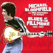 MIKE BLOOMFIELD BLUES AT THE FILLMORE 1968-1969 CD NEW
