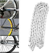 Steel Bicycle Cycling Mountain Chain 6/7/8 Speed 116 Links MTB Road Bike Parts