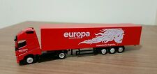 EUROPA WORLDWIDE GROUP DIE CAST VOLVO TRUCK MODEL