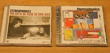 Stereophonics - 2 CDs - Word gets around + You gotta go there to come back