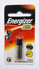 1 New Energizer A23 12V Battery Free Shipping - Expiration Year: 2018