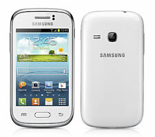 Samsung Galaxy Young GT-S6310 White S6310 Smartphone without Simlock new