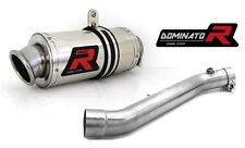 DOMINATOR Exhaust GP1 HONDA CBR 600 F4i 01-06 + DB KILLER