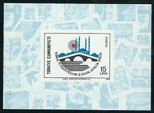 Türkei -  Briefmarkenausstellung EDIRNE postfrisch 1978 Block 18 Mi. 2465