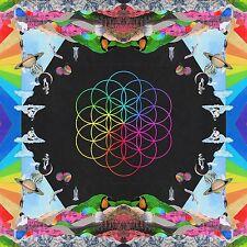 COLDPLAY A HEAD FULL OF DREAMS CD ALBUM (2015)