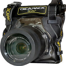 UNDERWATER CASE HOUSING Waterproof Bag Cover for Canon eos 750d 760d T5i T4i