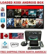 "JAILBROKEN APPLE TV BOX, OUYA, FIRE,& ROKU ""ALTERNATIVE""! ANDROID MXQ QUAD KODI!"