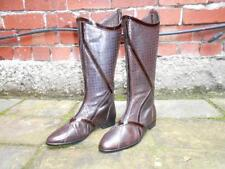 MIMCO leather pull on  boots size 38 BRAND NEW