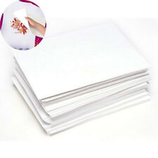 10 Sheets A4 Heat Transfer Paper Iron-On T-Shirt Inkjet Print For Fabric Cloth
