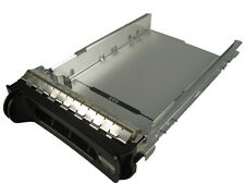 "NEW DELL 3.5"" SAS HDD Caddy Harddrive Hot-Swap Tray PN: 0D981C"
