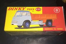 Atlas Editions - Bedford TK Tipper Dinky Toys 435 Sealed