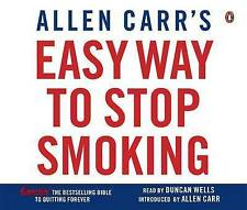ALLEN CARR'S EASY WAY TO STOP SMOKING - CD - BRAND NEW