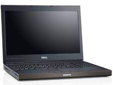 Dell Precision M4700 i7-3740QM 4x2,7GHz Q K1000M 16GB 256GB SSD USB3 TB W7