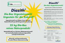 25 kg Dia-Bas - Urgesteinsmehl Urgestein für die Zukunft ® Steinmehl