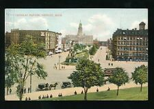 USA Michigan DETROIT Cadillac Square c1902 u/b PPC pub by MacFarlane