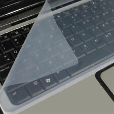 "New Universal Silicone Keyboard Protector Skin For Laptops Notebooks 15""-17.3"""