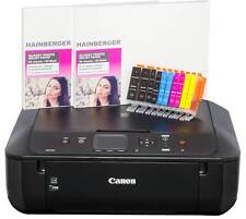 Canon Pixma MG 5750 Multifunktionsdrucker Scanner Kopierer WLAN USB 10x Tinte