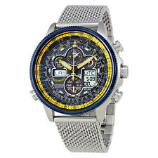 Citizen Navihawk A-T Chronograph Perpetual Mens Watch JY8031-56L