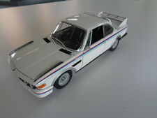 Original BMW Miniatur, Modell, 1:18 BMW 3.0 CSL weiß