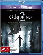 The Conjuring 2 (Blu-ray, 2016) NEW