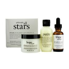 NEW Philosophy All Stars Kit: Purity Made Simple Cleanser 60ml/2oz + When Hope