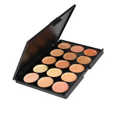 15 Colors Contour Face Concealer Camouflage Foundation Cream Palette Makeup GL