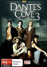 Dante's Cove : Season 3 (Out and About title) New Sealed R4(DVD,2008,2-Disc Set)
