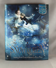 The Snow Queen By Sarah Lowes - Book & CD - Hardcover