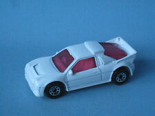 Matchbox Ford RS200 White Body RARE Version Rally Car Boxed Toy Model Car