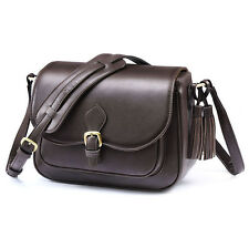 Waterproof DSLR Camera Shoulder Bag Padded Messenger Bag Women's Daypack Insert