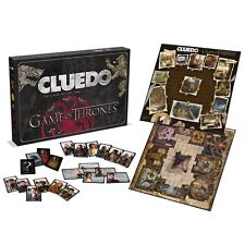 Cluedo 'Game Of Thrones' Board Game Brand New Gift
