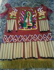 NAGUILLA PARA MATACHINES /dress traditional ADULTOS