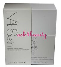 Nars Skin Essential Vitamin Serum 2.5oz/75ml New In Sleeves