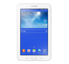 "Samsung Galaxy Tab 3 Lite 7"" (8GB) WiFi 1.3Ghz Quadl Core White SM-T113 Cheapest"